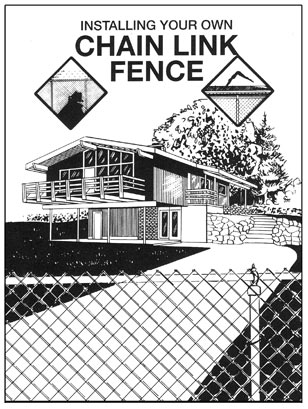 How to install a chain link fence fence specialists for Fence installation tips