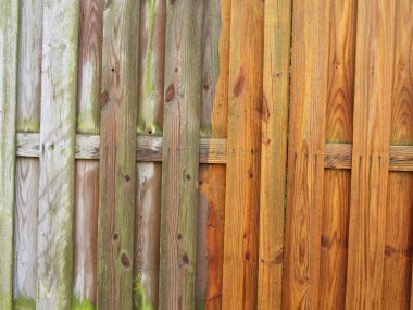 How To Clean A Wood Fence Or Deck Fence Specialists