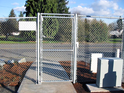 at fence specialists of tacoma we offer custom chain link fence and can work with you to properly enclose any type of property or field